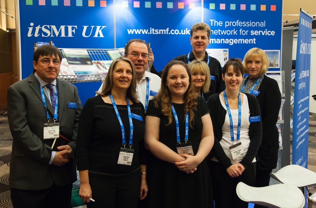 itSMF UK and me… 5 years on